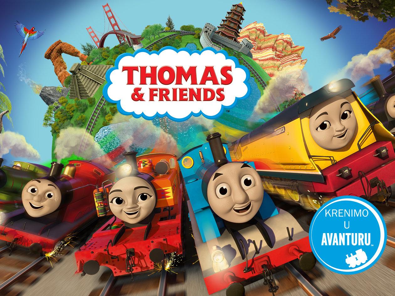 Lokomotiva Tomica i prijatelji
