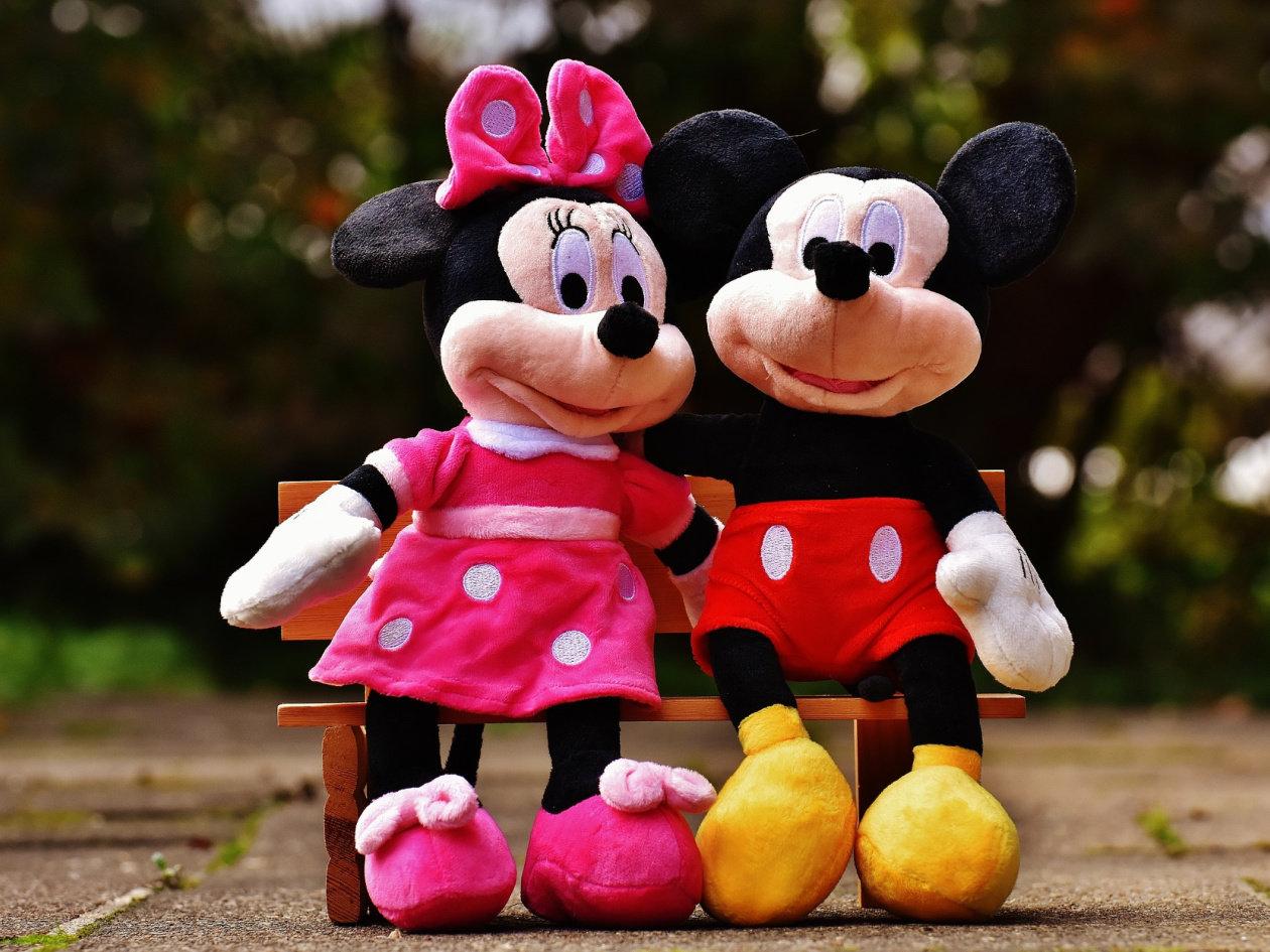 Mickey je najpoznatiji Disneyev lik