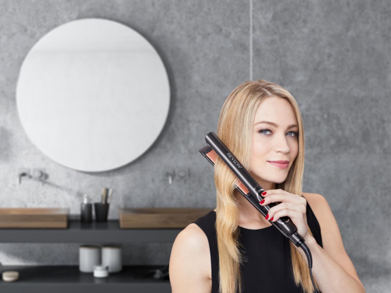 Pegla za kosu omogućuje kosu kao iz frizerskog salon bez odlaska frizeru