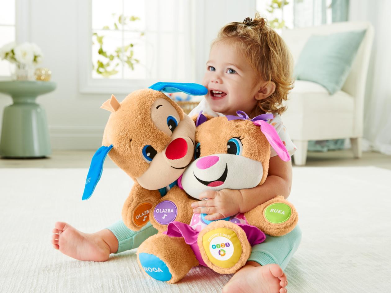 Popis najboljih igračaka po dobi djeteta