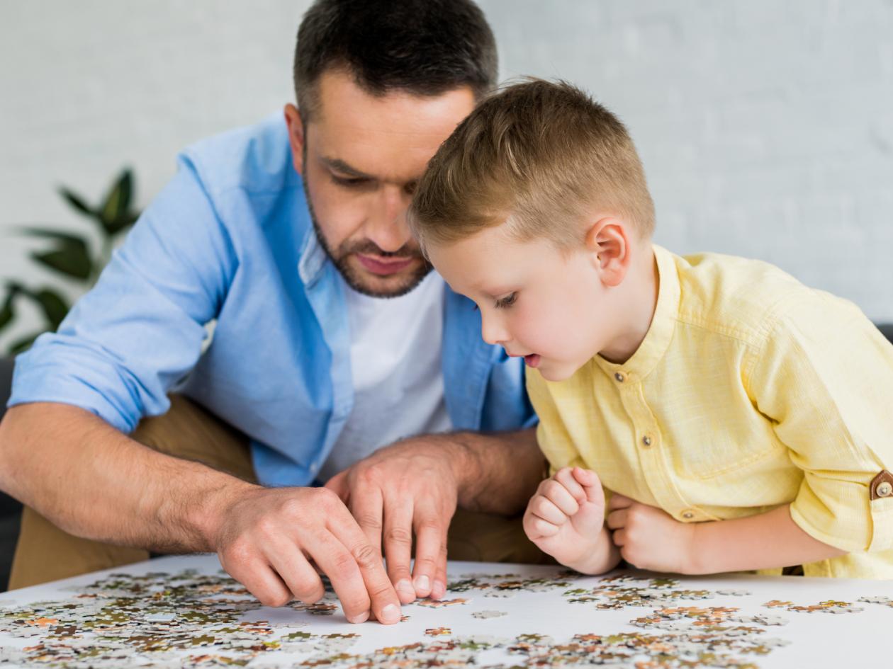 Kako odabrati puzzle za djecu