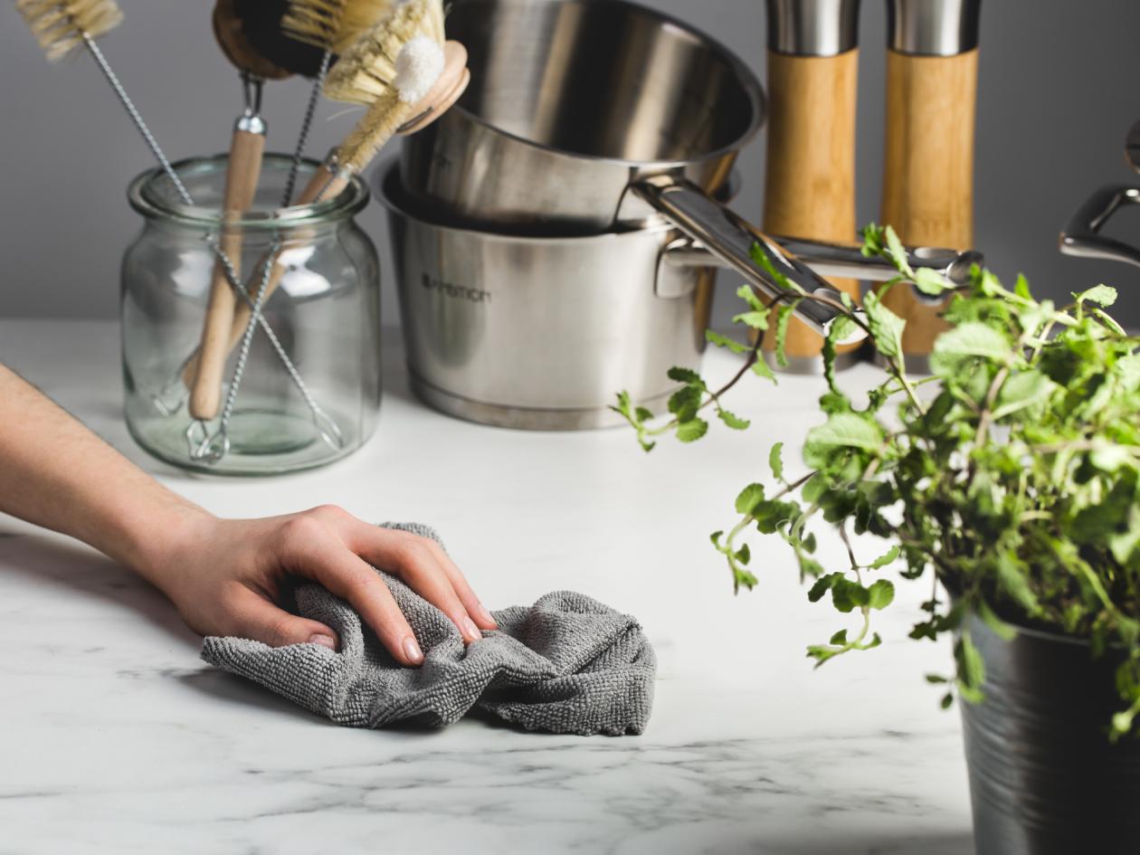 Paclan For Nature ekološki prihvatljive kuhinjske potrepštine