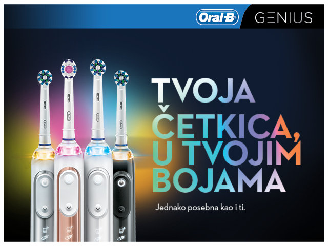 Oral-B oralna njega